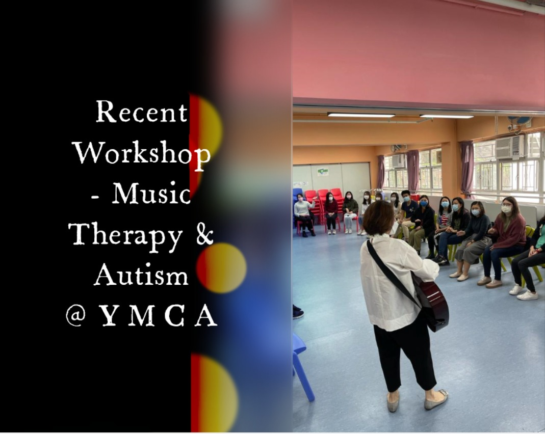 Workshop - mus therapy & Autism@YMCA2